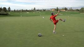 Ben Crane's Favorite Victory Dance for a Golf Win