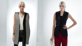 Two Ways to Pull Off the Menswear Trend