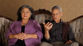 What If Your Grandparents Read Those Texts from Your Annoying Coworker