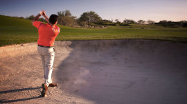 The Tough Fairway Bunker