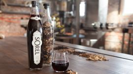 Jack From Brooklyn: Sorel Caribbean Liqueur