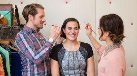 Elevator Makeover's Director Needed a Makeover…So We Gave Her One!
