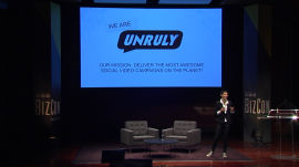 How Do You Make a Video Go Viral? Unruly Media's Sarah Wood Explains