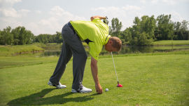 How to Stop Hitting Grounders with Fairway Woods