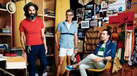 Menswear Designer John Moore Explains the Ethos Behind Surfer-Cool Brand M.Nii