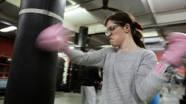 Emmy Blotnick vs. Gleason's Boxing Gym