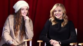 Kaitlyn Dever Reveals What It's Like to Hang Out on Set with Keira Knightley and Chloë Grace Moretz