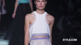Prabal Gurung Spring 2015 Ready-to-Wear