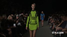 Alexander Wang Spring 2015 Ready-to-Wear