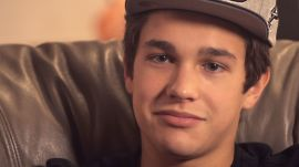 Austin Mahone's 5 Surprising Pre-Show Rituals