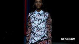 Mary Katrantzou Spring 2015 Ready-to-Wear