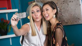A Bohemian Music Festival Makeover for Carly Cristman's Biggest Fan