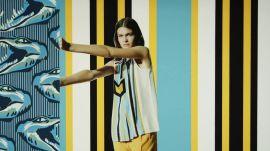 Emma Cook: Spring 2015 Video Fashion Week