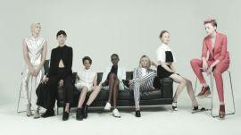 Ji Oh: Spring 2015 Video Fashion Week