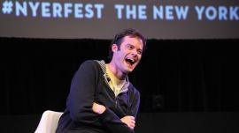 """Bill Hader on Creating Vinny Vedecci for His """"S.N.L."""" Audition"""