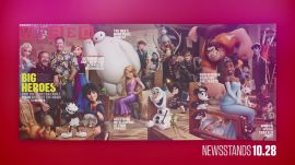 WIRED - November 2014 - The Big Heroes of Disney Animation