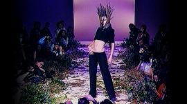 """Alexander McQueen's Controversial """"Highland Rape"""" Show"""