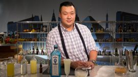Making Delicious Cocktails with America's Best Bartender