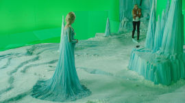 Once Upon A Time: Inside the Fairytale Sets and Character Animations