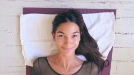 Watch Lily Aldridge Train for the Victoria's Secret Fashion Show: How to Work Out Like a Supermodel