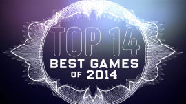 14 Best Games of 2014 by SMOSH Games