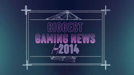 2014's Biggest Gaming News by SMOSH Games