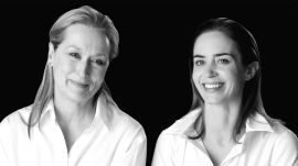 Meryl Streep and Emily Blunt Confess Their Surprising Crushes