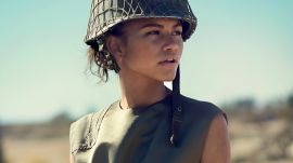 Zendaya Gets Fashionably Fierce for Her Teen Vogue Cover Shoot