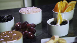 Make The Turn Challenge #46: Victory Indulgence Desserts