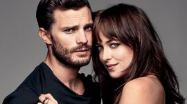 """Confessions from 'Fifty Shades"""" Jamie Dornan and Dakota Johnson"""