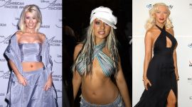 "Christina Aguilera: From Pop Princess to ""Dirrty"""