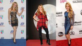 Shakira's Beauty Evolution: Colombian Pop Star to Worldwide Sensation