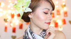 Makeup Tutorial: Simple Lunar New Year Makeup