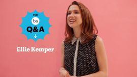 BA Q&A: Ellie Kemper - Bon Appetit