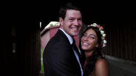 A Mediterranean-Inspired Wedding in Vermont