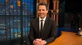 Seth Meyers Shares His Dream Late Night Lineup