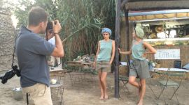 March Cover Shoot in Sicily