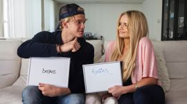 Cody Simpson and His Sister Play Word Association