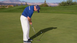 Butch Harmon: Shadow Putting