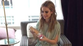 Watch Cinderella's Lily James Find the Perfect Pair of Shoes