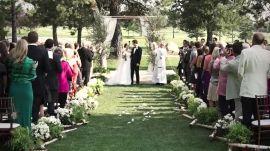 An Elegant Outdoor Wedding at an Idaho Lodge