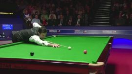 Master of the Snooker Table