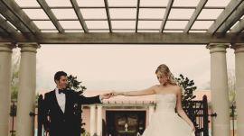 An Elegant Wedding in New York with a Modern Twist