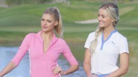 Skipping Balls Over Water With Kelly Rohrbach & Blair O'Neal
