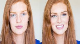 Maskcara's Simple Redhead Makeup Makeover
