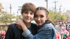 Rowan Blanchard and Her BFF Corey Play Best Friend Tag
