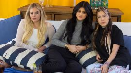 Kylie Jenner Gets Real with Her BFFs in Teen Vogue's Cover Video
