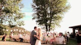 A Sunny, Summer Wedding in California