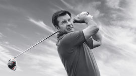 Sir Nick Faldo on Visualization When the Pressure's On