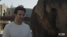 Behind the Scenes of Bradley Cooper's Vanity Fair Cover Shoot
